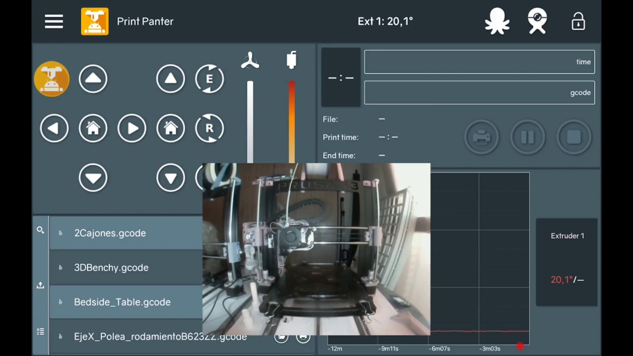 Curso Impresión 3D (16)  Servidor de impresión Octoprint (2/2)