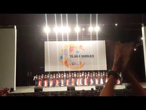 Siirt Üniversitesi Halkoyunları Stilize Ekibi -  TÜSF 2018 Türkiye Finali - Antalya