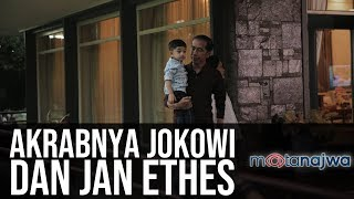 Download Video Rahasia Keluarga Jokowi: Akrabnya Jokowi dan Jan Ethes (Part 4) | Mata Najwa MP3 3GP MP4