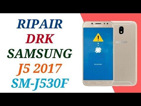 FIX ERROR DRK DM-VERITY SAMSUNG J5 2017 SM-J530F ANDROID 7.0 REV U2