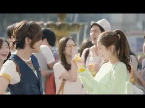 장근석 중국 CM Tongyi fruit juice 統一果汁 60秒 チャン・グンソク