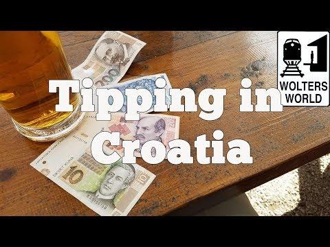Visit Croatia - Do You Tip in Croatia?
