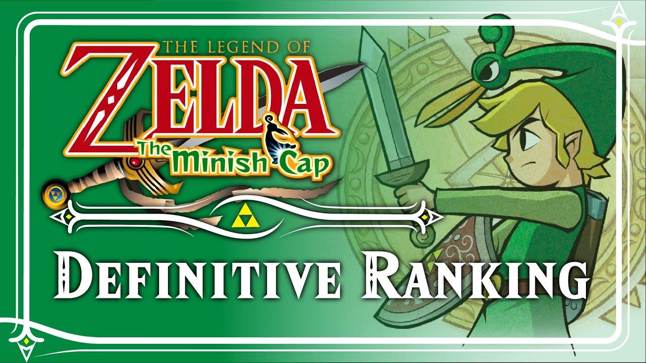 Definitive Ranking of The Minish Cap