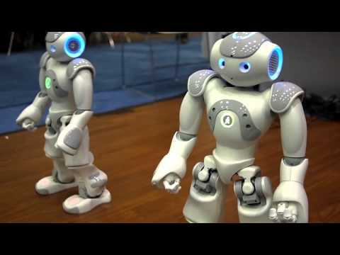 Robot Dance at ASTC 2011