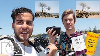 FPS Ep 69 - Fuji Pro 160NS vs Kodak Portra 160 (Medium Format)