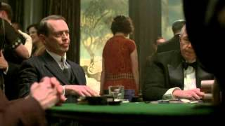 Arnold Rothstein losing at poker