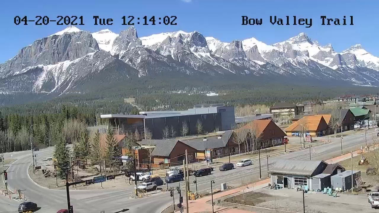 The Shops of Canmore-Bow Valley