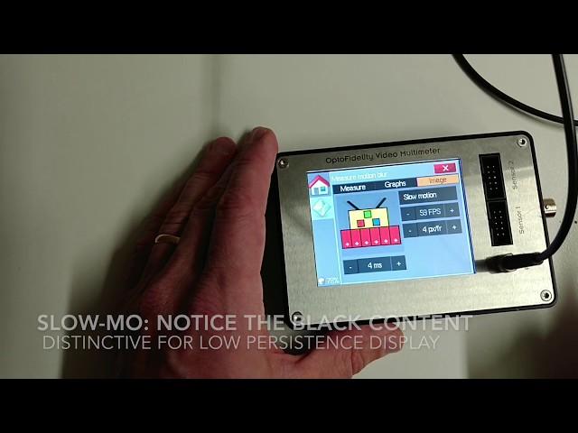 OptoFidelity Video Multimeter Motion Blur Teaser
