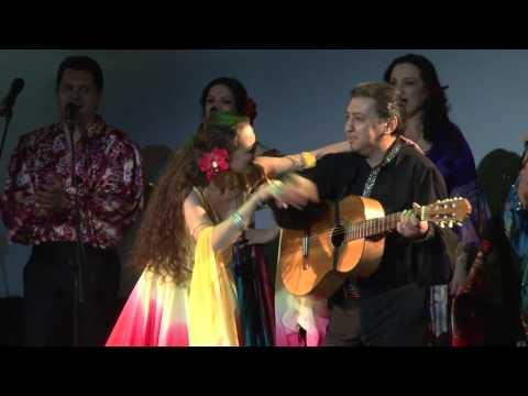 МАТО - Russian-Gypsy traditional song and dance. M.Savelev, I.Vasilyev & V.Kazibeeva