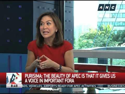 APEC to increase trade, build trust: Purisima