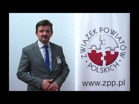 Piotr Pośpiech, Starosta Kluczborski dla ZPP