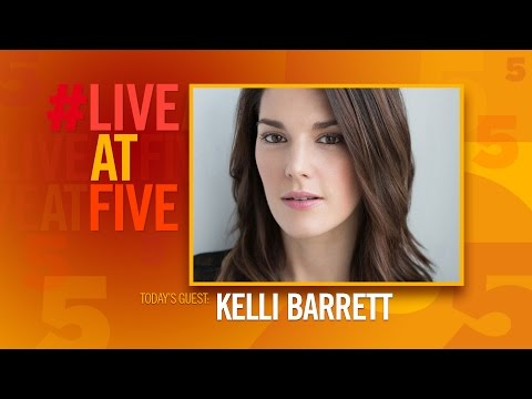 Broadway.com #LiveatFive with Kelli Barrett