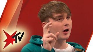 Max Sprenger: Schlaganfall mit 14 Jahren - der komplette Talk | stern TV