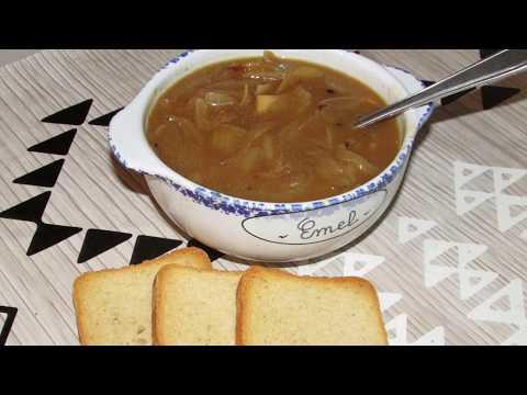 soupe-a-l'oignon-facile-et-rapide
