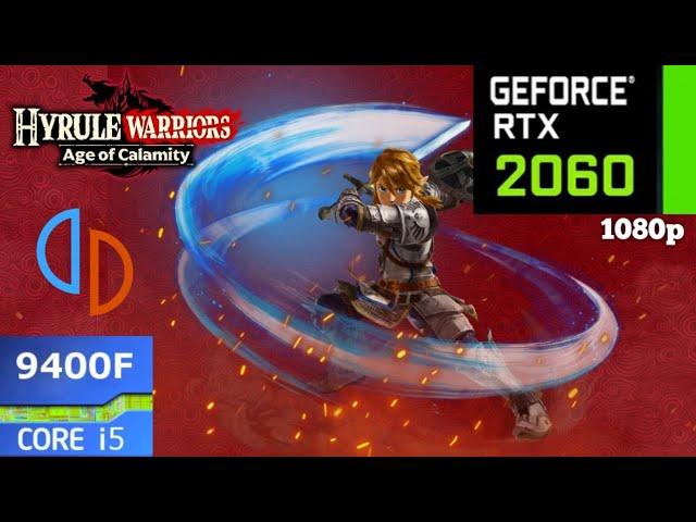 Yuzu Emulator Hyrule Warriors Age Of Calamity Rtx 2060 I5 9400f Youtube