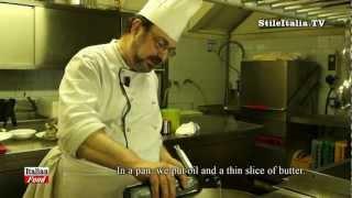 """""""italian Food"""" - """"saltimbocca Alla Romana"""" - Checchino Dal 1887 - """"italian Restaurant"""""""