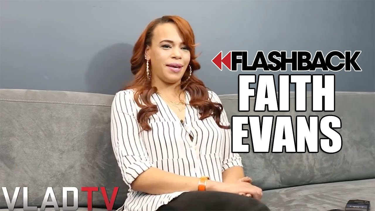 Flashback: Faith Evans Details Beating Up a Few of Biggie's Mistresses