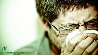 Lahůdkové droždí k prevenci běžného nachlazení