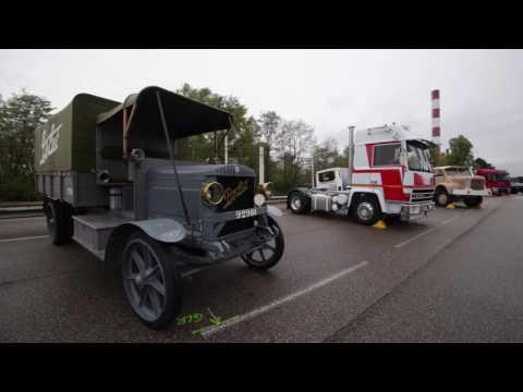 Best Of 100 ans du site de Renault Trucks Lyon : émotions garanties !
