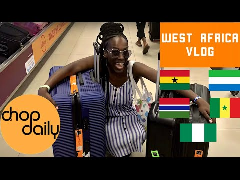 West Africa Vlog | Ghana 🇬🇭| Sierra Leone 🇸🇱| Gambia 🇬🇲| Senegal 🇸🇳| Nigeria 🇳🇬
