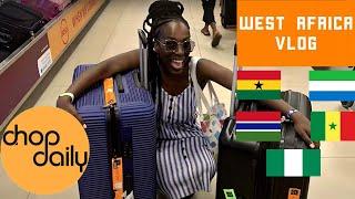 West Africa Vlog   Ghana 🇬🇭  Sierra Leone 🇸🇱  Gambia 🇬🇲  Senegal 🇸🇳  Nigeria 🇳🇬