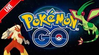 POKEMON GO GENERATION 3 PREP EVOLUTION LIVESTREAM! FINISHING GEN 1 & 2 POKEDEX! - POKEMON GO