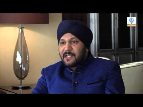 Sikh Channel Breakfast Show: Special Interview with Hameek Singh (Dubai)