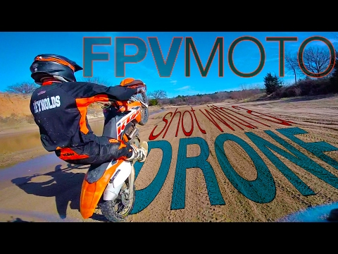 FPV MOTO (Cole Reynolds RRMT)  Drone chasing