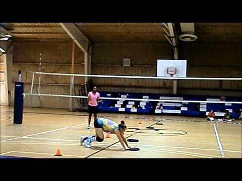 Volleyball Conditioning Complex