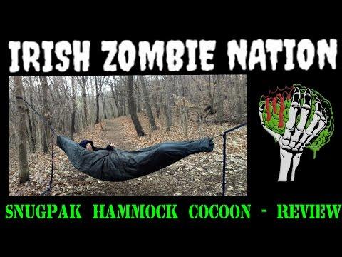 Snugpak Hammock Cocoon - Review