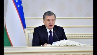Президент Шавкат Мирзиёев 25 февраля провел совещание по вопросам продовольственной безопасности