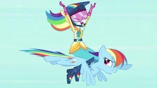 Gambar cover My Little Pony: Equestria Girls: Juegos de la Amistad - Bloopers (CC)