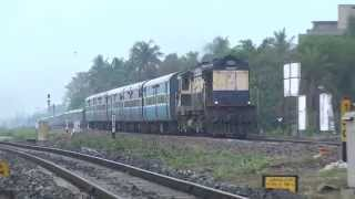 Deadly Crossings Kamakhya - Lumding Passenger meet Ledo - Kamakhya Intercity Express near Guwahati