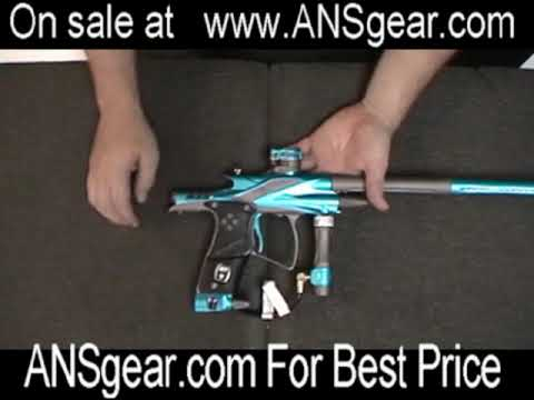 Planet Eclipse 09 Ego Paintball Gun Review & Demo