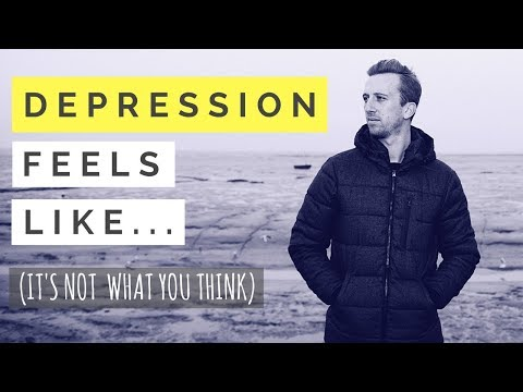 DEPRESSION IS… (What Does Depression Feel Like?)