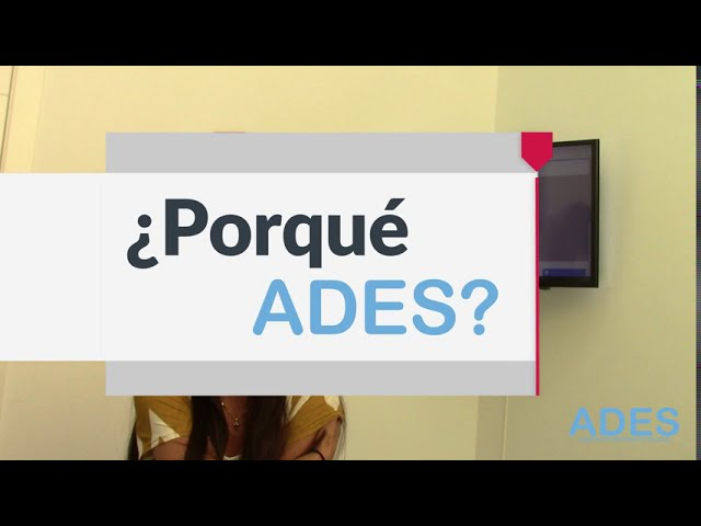 Acceso Universidad. Medicina desde ADES.