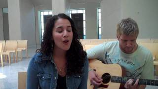 SwitchFoot - On Fire (acoustic cover by @iamTanyaThomas)