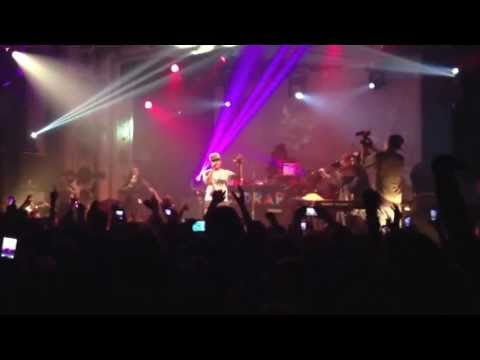 Chance the Rapper - Lost (ft. Noname Gypsy) [Live at the Metro 5.26.2013]
