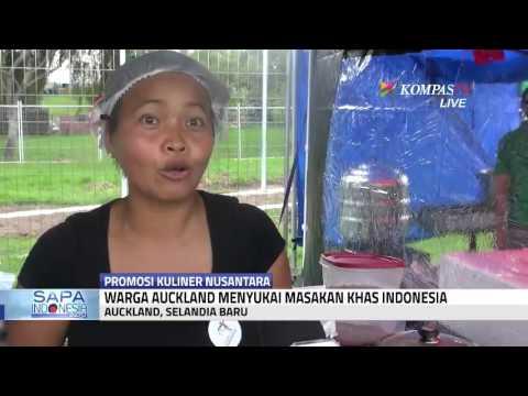 "Warga Selandia Baru ""Doyan"" Makanan Indonesia"