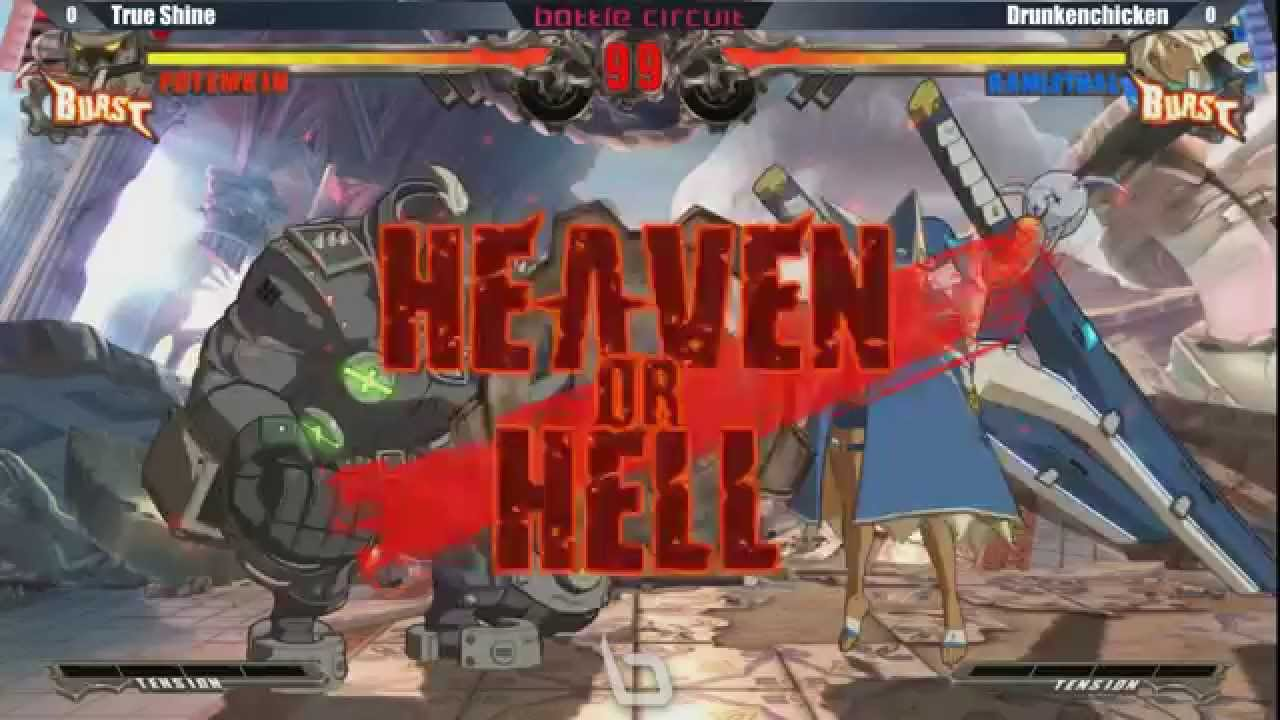 Next Level Battle Circuit 145 - GGXRD - True Shine (Potemkin) vs Drunkenchicken (Ramlethal)