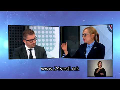 Мицкоски: ВМРО-ДПМНЕ нема да биде ничие алиби за неуспех на преговори за името