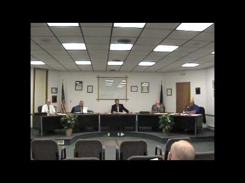 Rouses Point Village Board Meeting  5-1-17