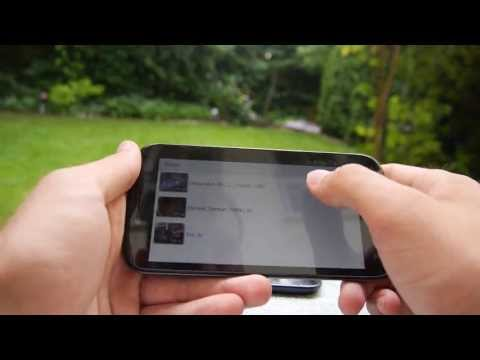 Archos 53 Platinum and 50 Platinum Review