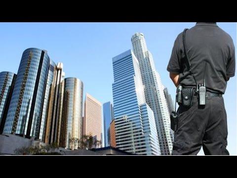 Curso Segurança Patrimonial para Empresas - Serviços de Vigilância