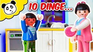 Playmobil Familie - 10 NERVIGE Dinge, die Eltern sagen! - Playmobil Film