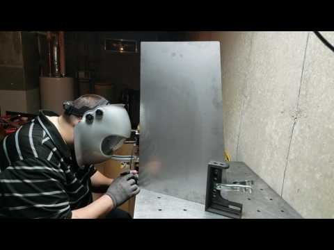 Tig welding 24 gage stainless steel