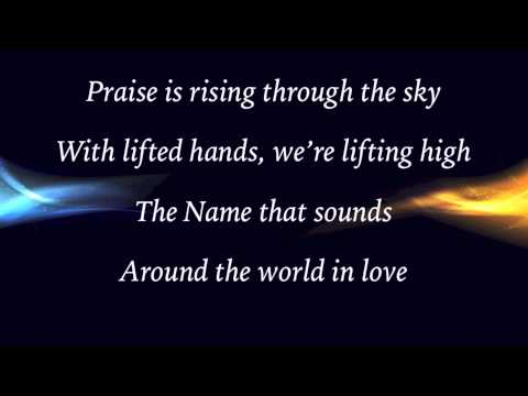 Lights of Day (Chris Lawson) - Praise is Rising - with lyrics (2014)