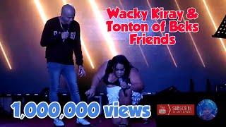 Wacky Kiray ft. Tonton of Beks Friends & Miss Q&A Contestant (PART 2)
