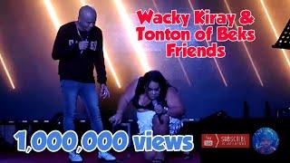 Wacky Kiray feat. Tonton (It's Showtime Miss Q & A Contestant) PART 2
