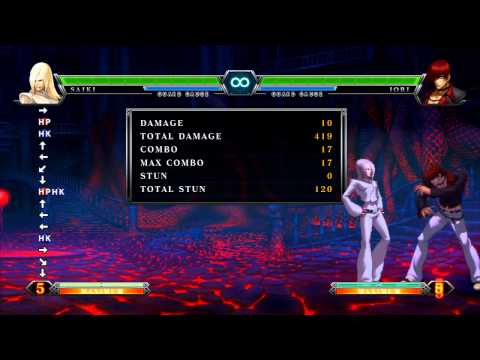 King Of Fighters XIII Tutorial with @choysauce85 Part #4 - Beginner Characters For SSF4:AE Players